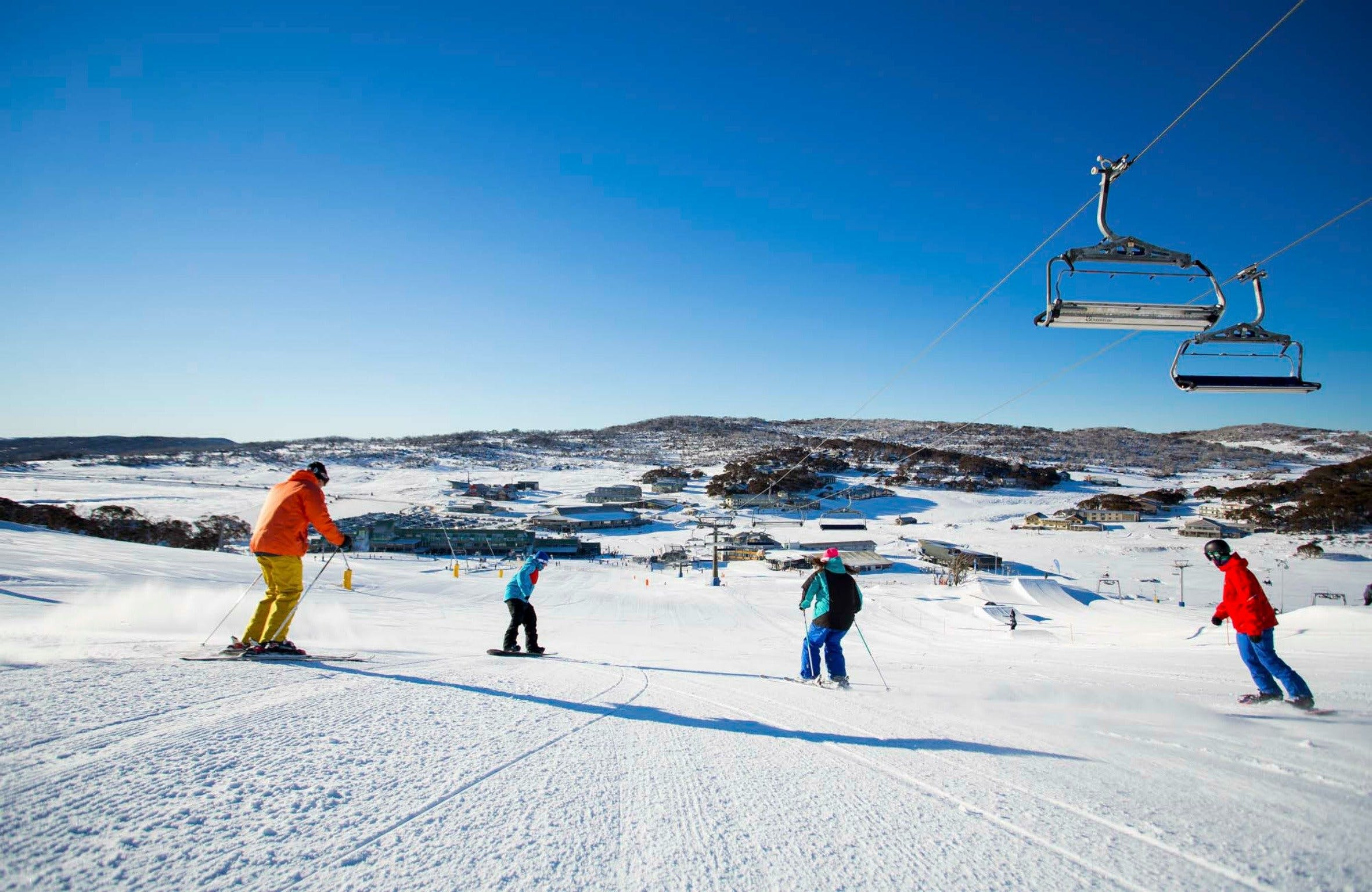 Perisher Valley - Broome Tourism