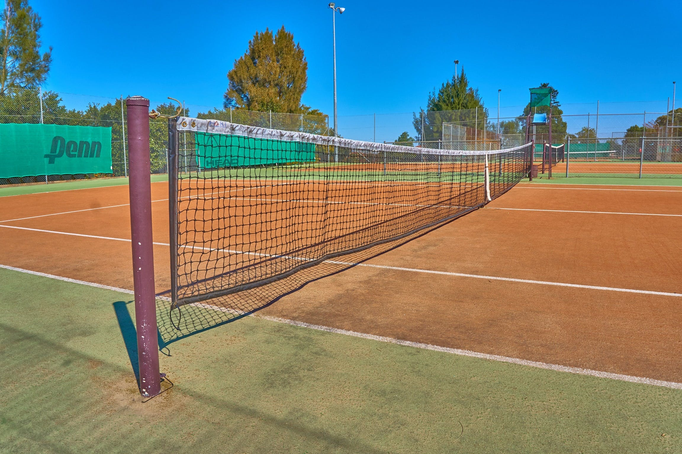 Raworth Tennis Centre - Broome Tourism