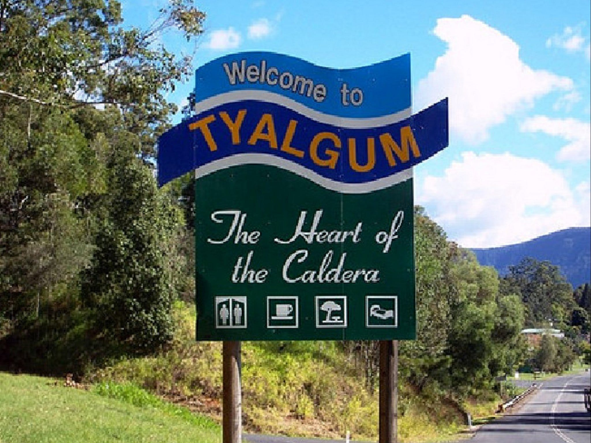 Tyalgum - Broome Tourism