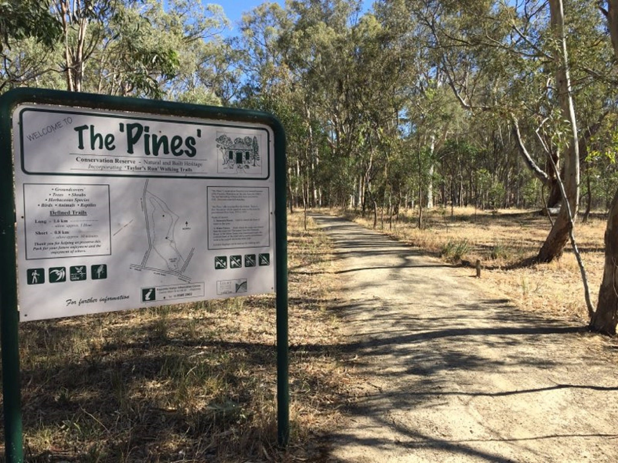 The Pines Conservation Reserve - Broome Tourism