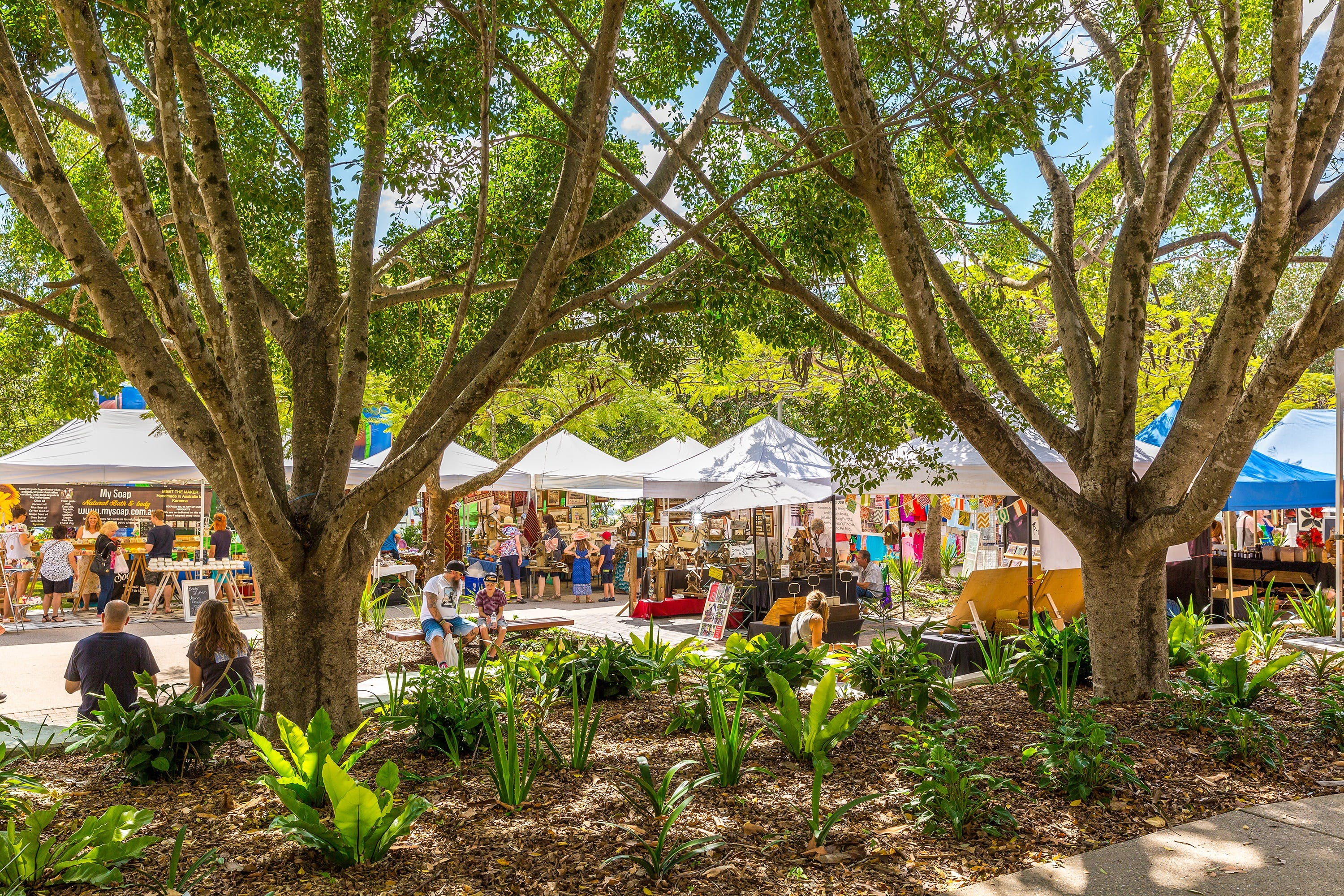 The Original Eumundi Markets - Broome Tourism