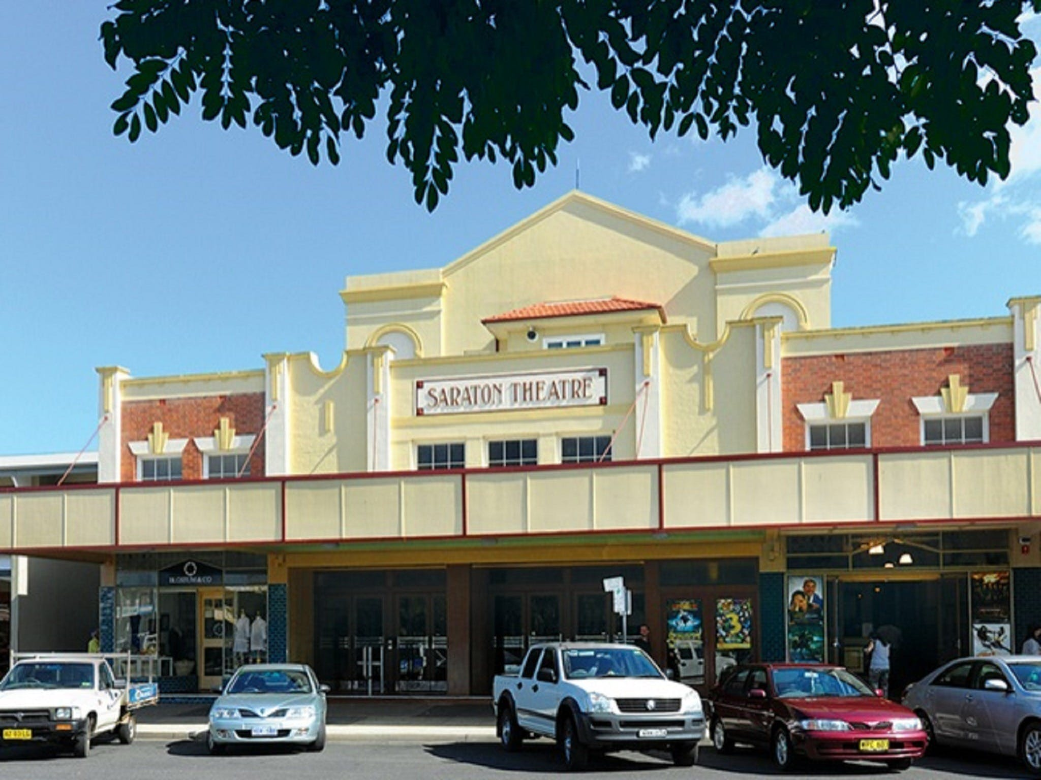 The Saraton Theatre Grafton - Broome Tourism