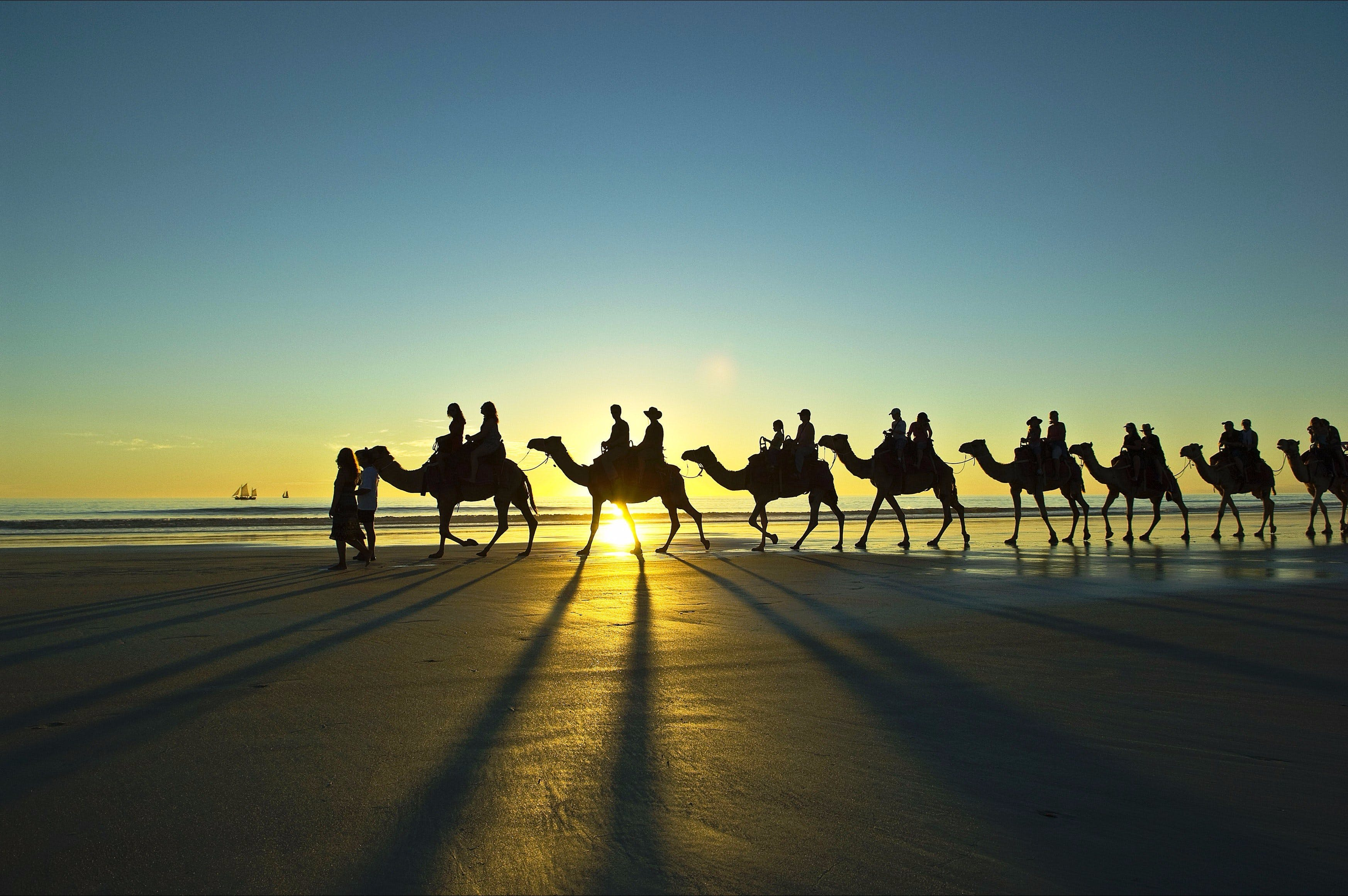 Cable Beach - Broome Tourism