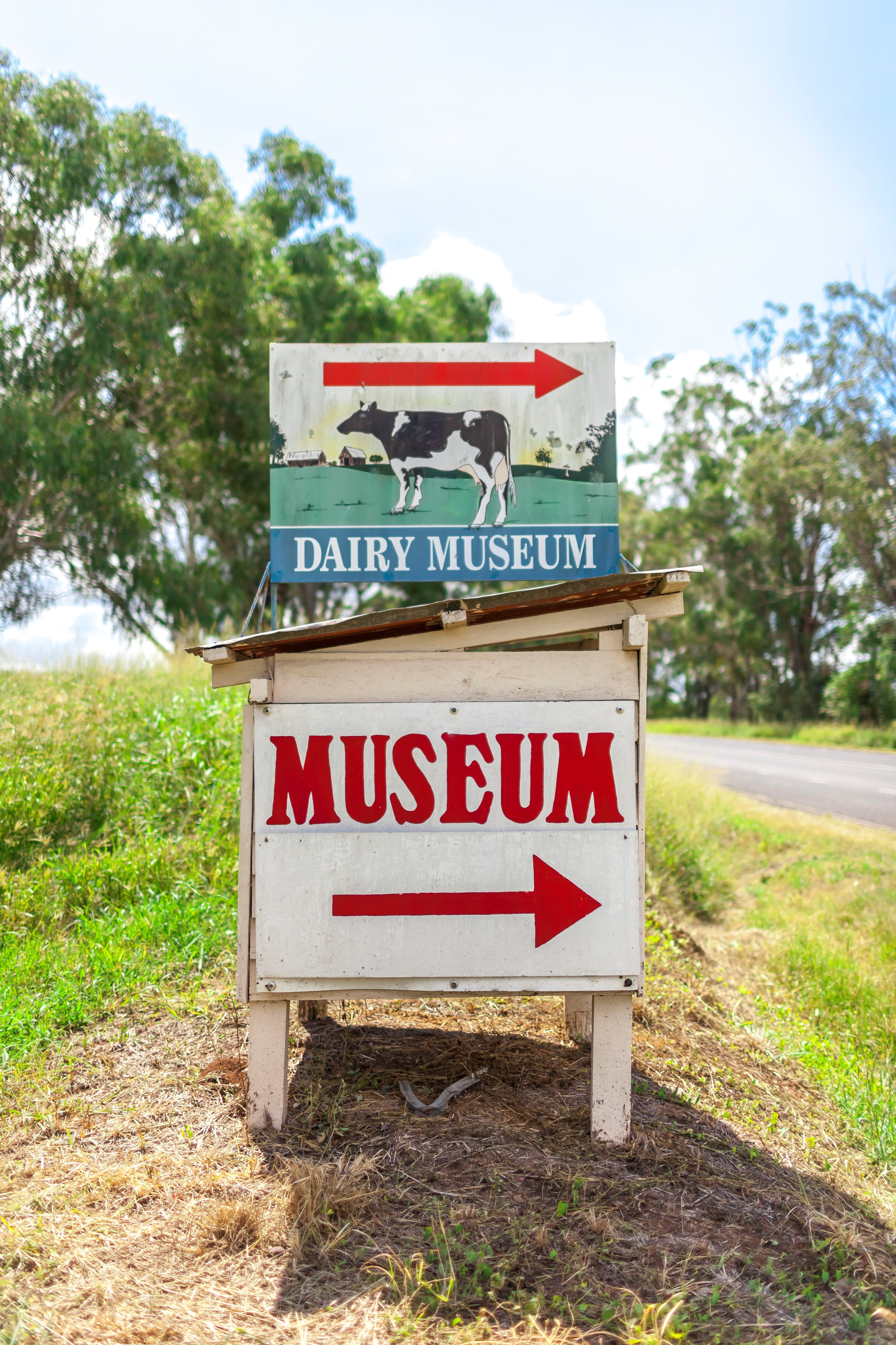 Queensland Dairy and Heritage Museum - Broome Tourism