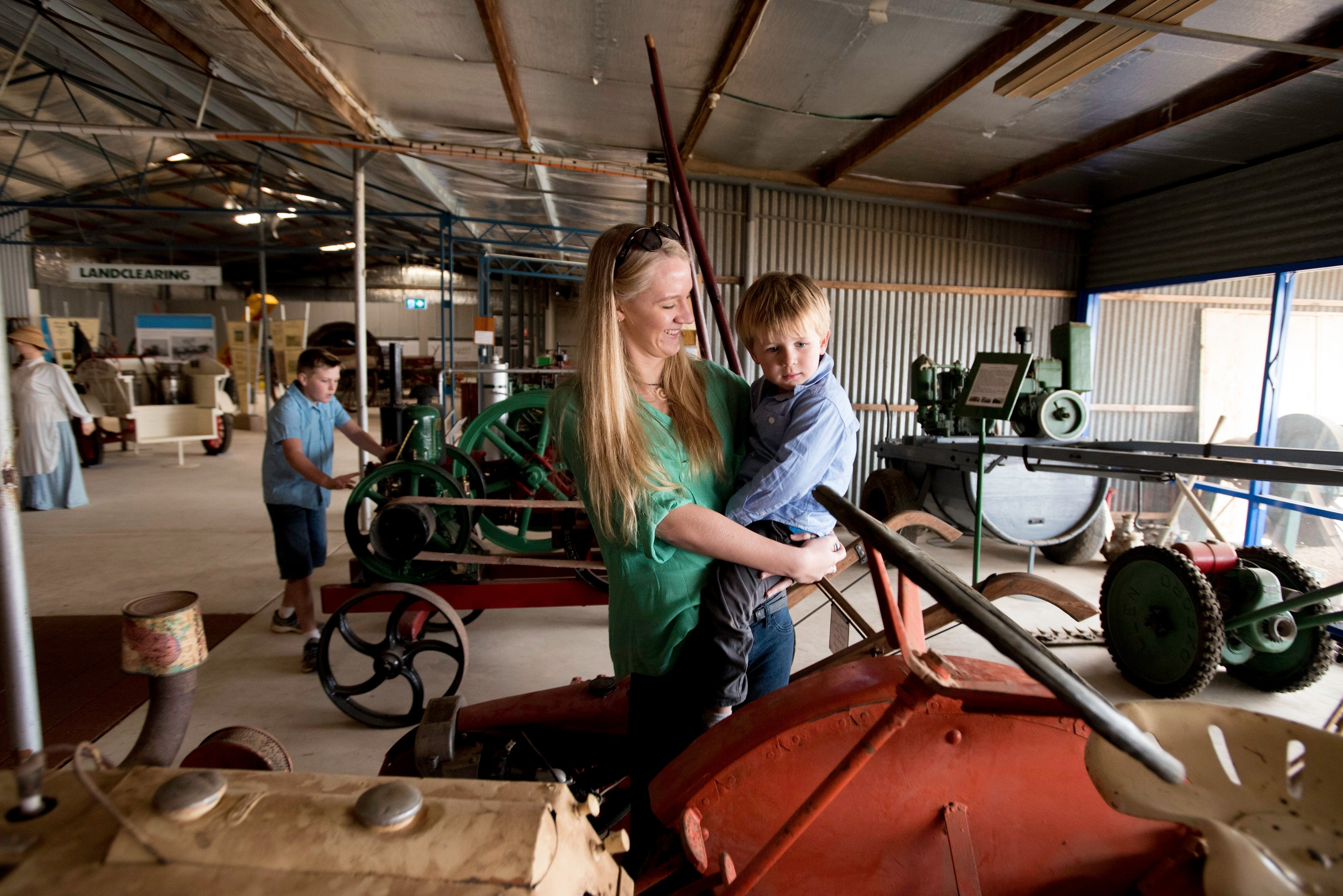 The Farm Shed Museum Kadina - Broome Tourism