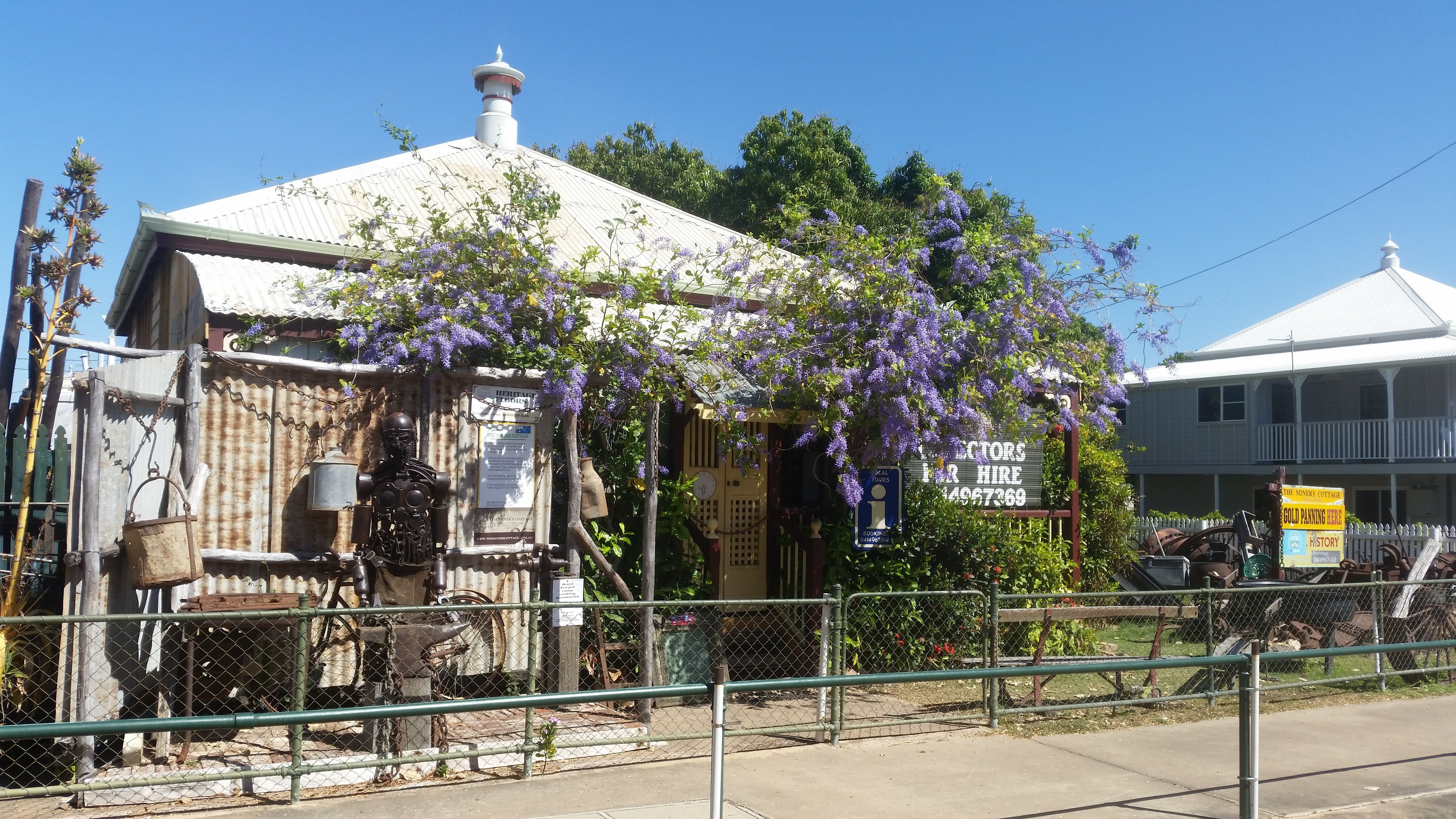 The Miner's Cottage - Broome Tourism
