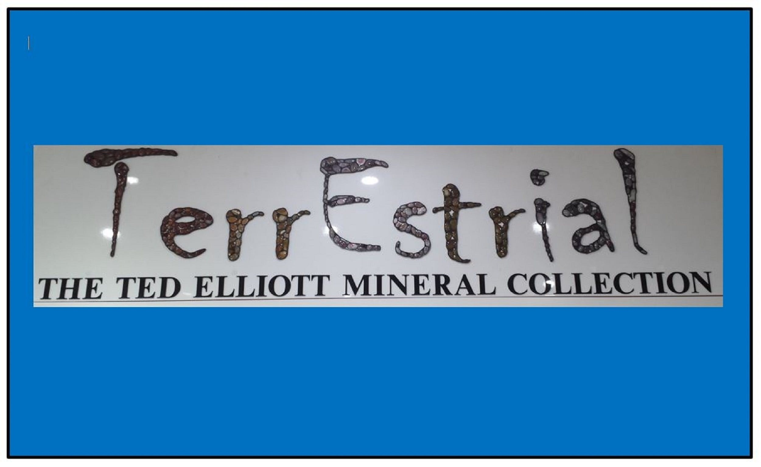 The Ted Elliott Mineral Collection - Broome Tourism