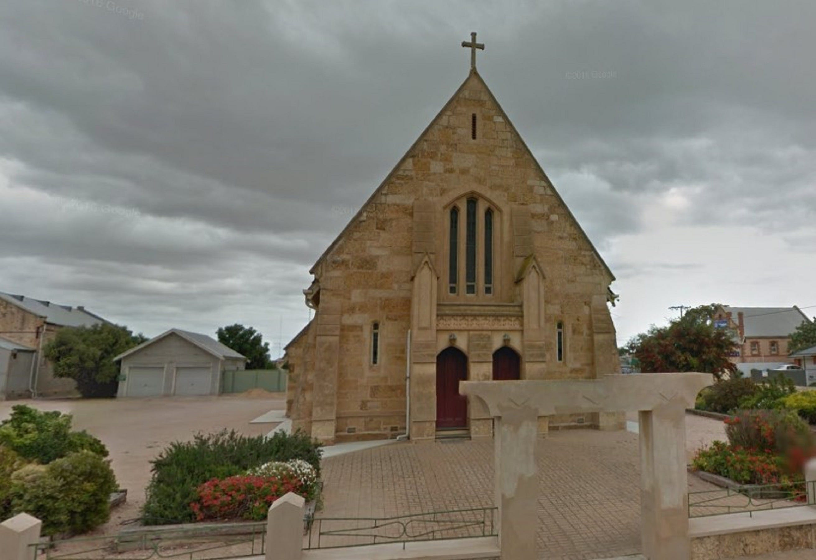 Kadina Catholic Church - Broome Tourism