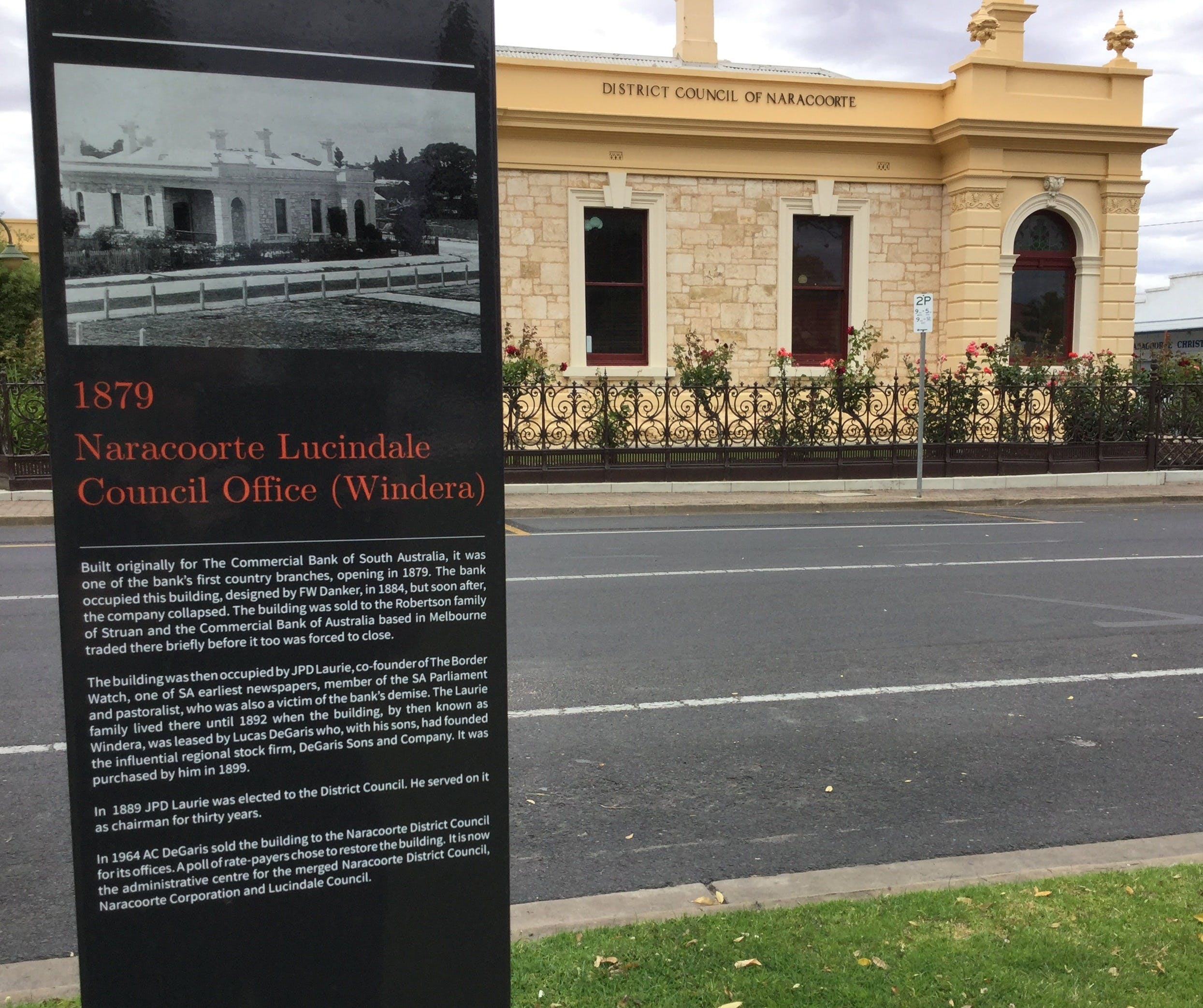 Naracoorte Heritage Trail - Broome Tourism