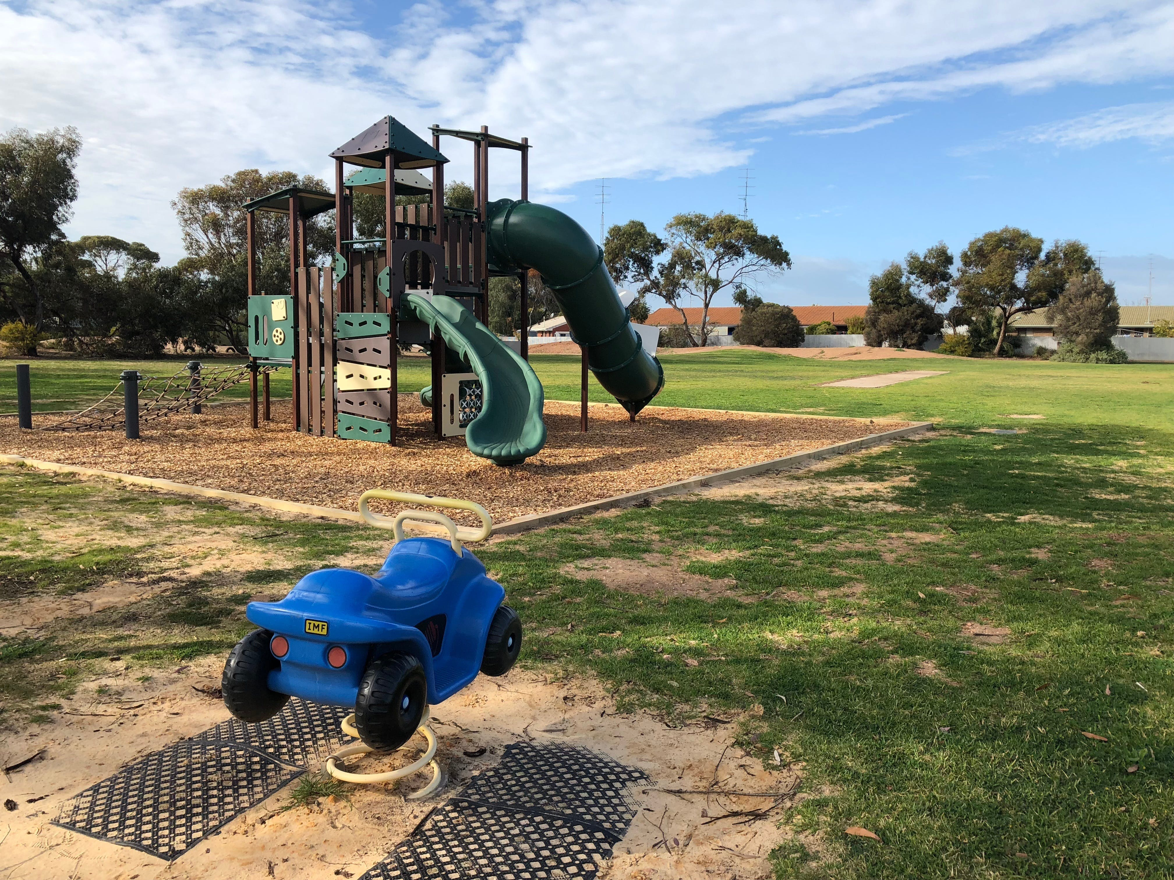 New Town Playground - Broome Tourism