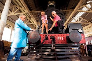 Southern Downs Steam Railway - Broome Tourism
