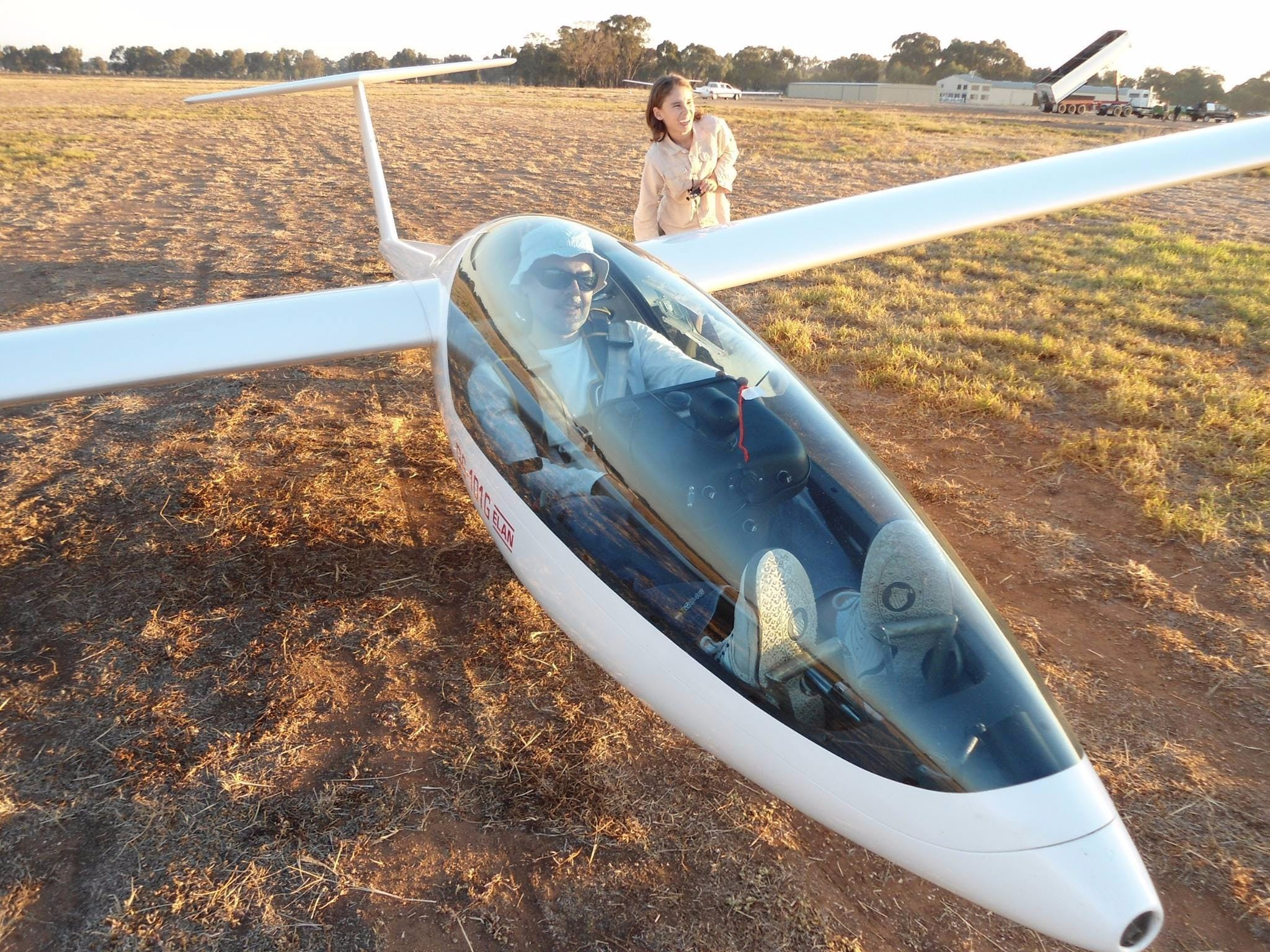 Southern Riverina Gliding Club Inc. - Broome Tourism