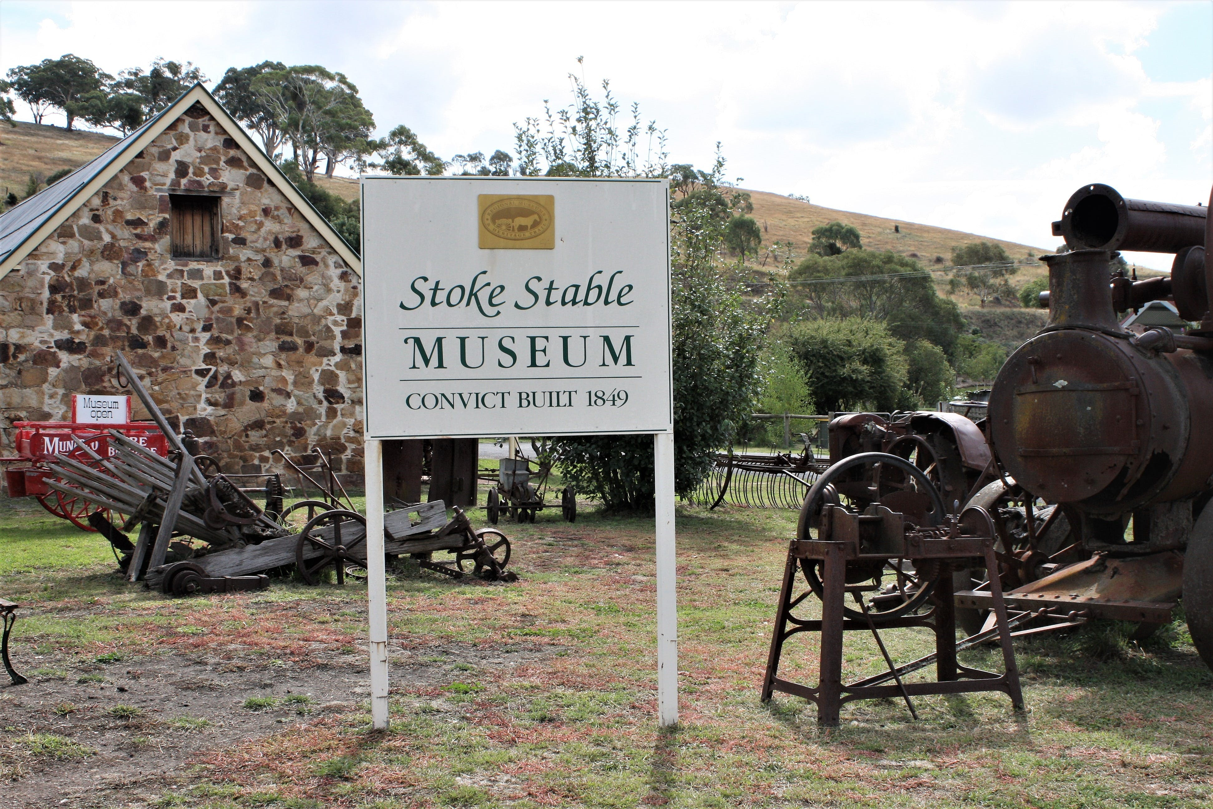 Stoke Stable Museum - Broome Tourism