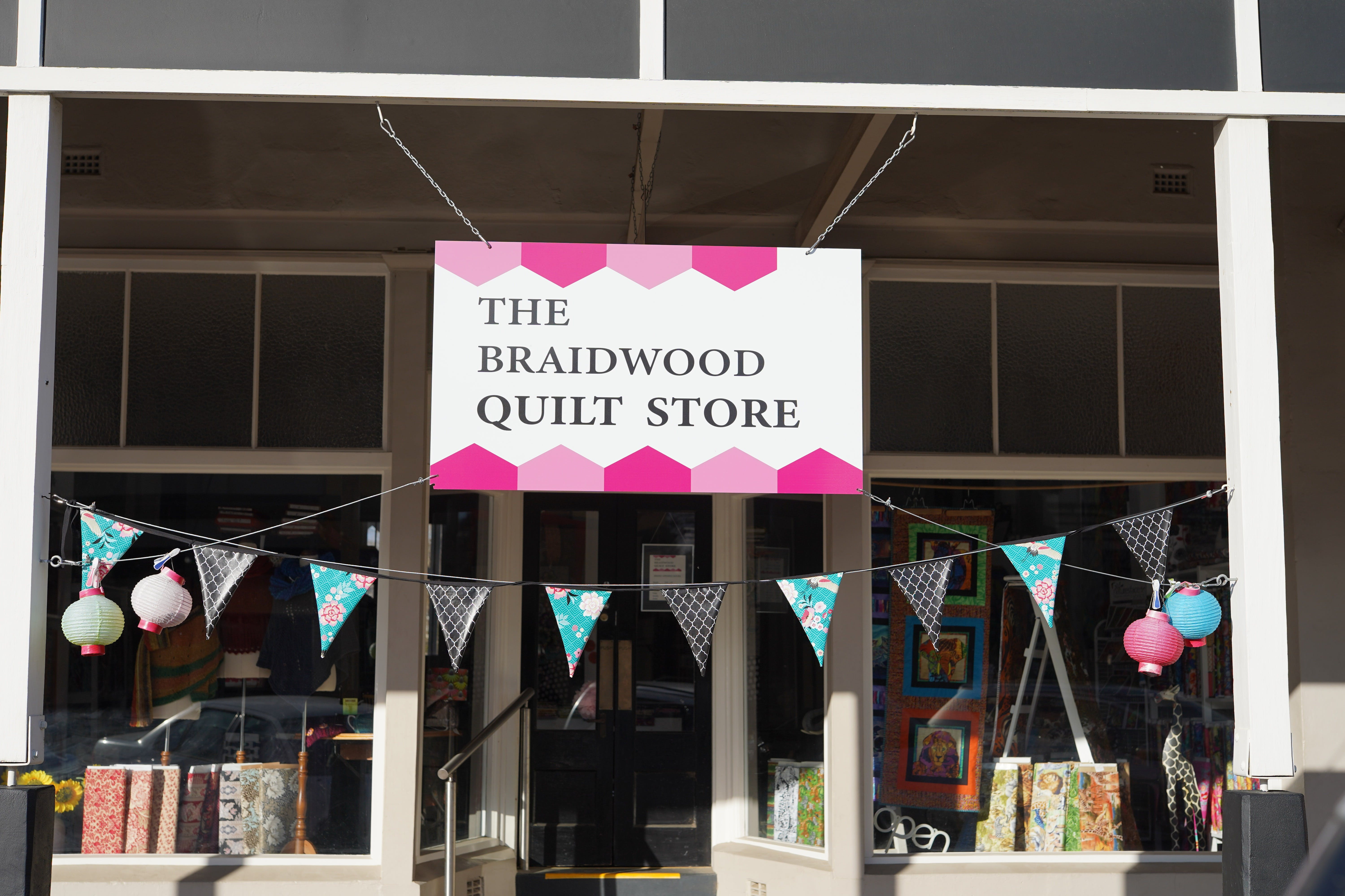 The Braidwood Quilt Store - Broome Tourism