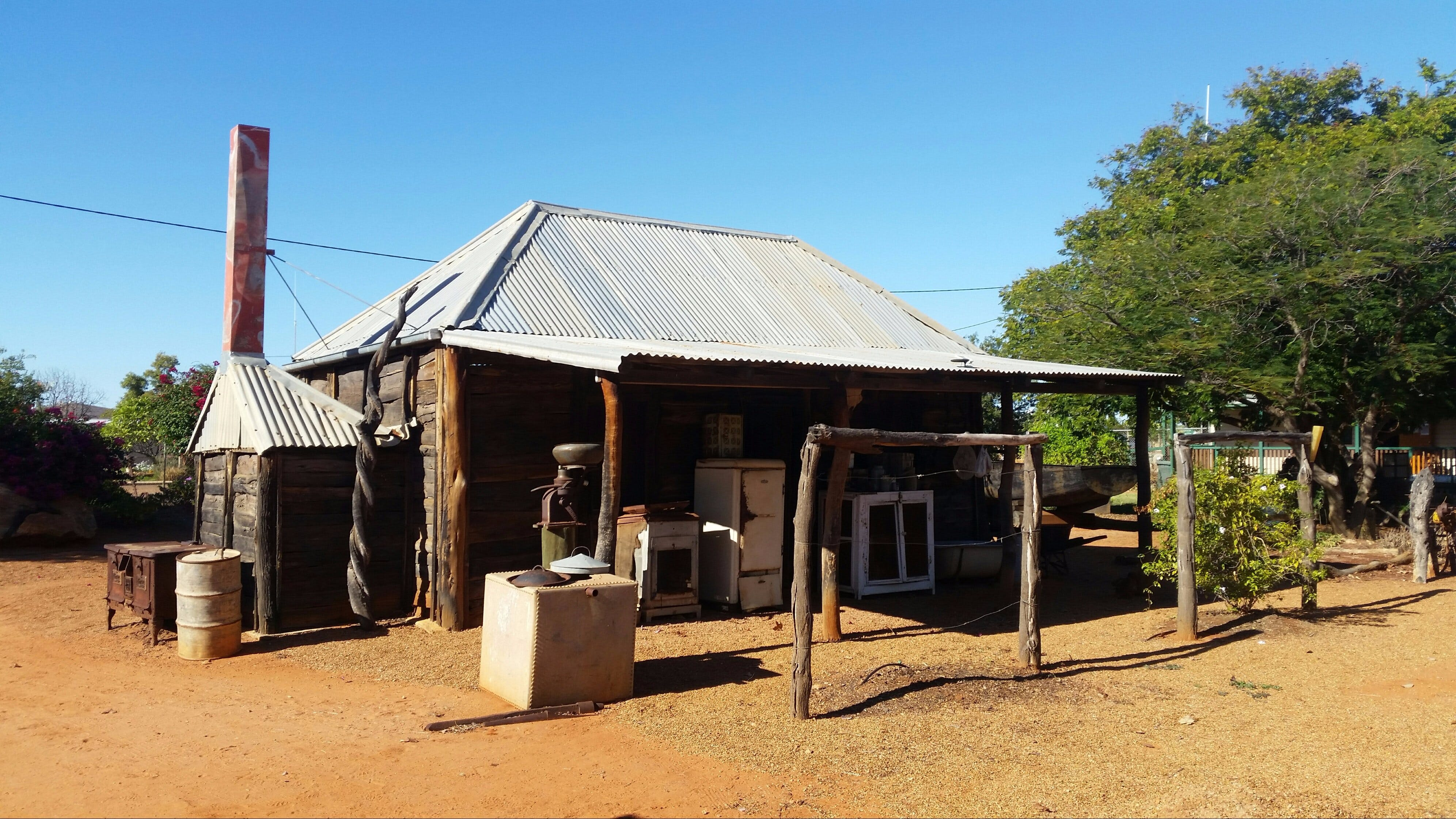 Whitula Gate Museum - Broome Tourism