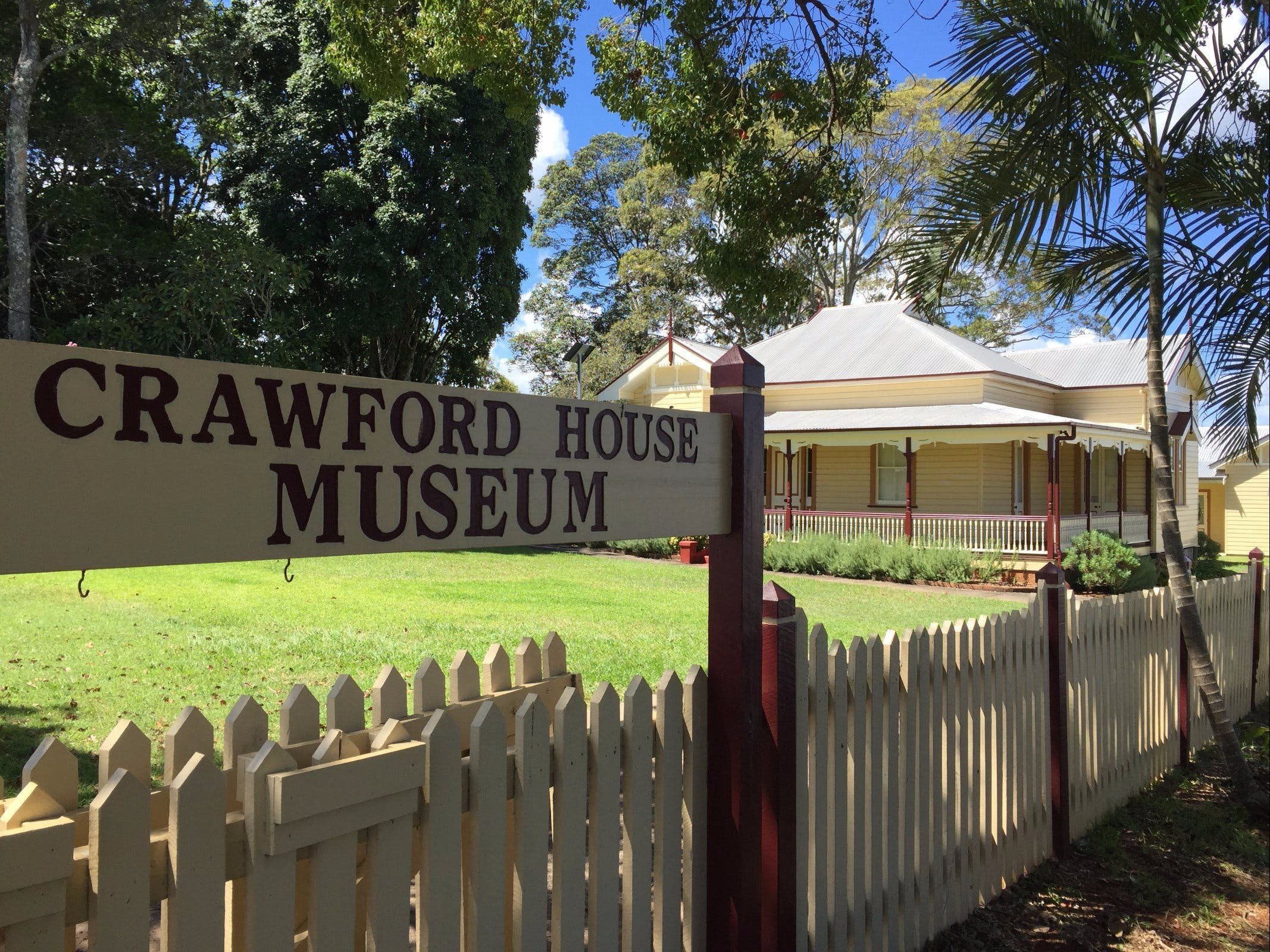 Crawford House Alstonville - Broome Tourism