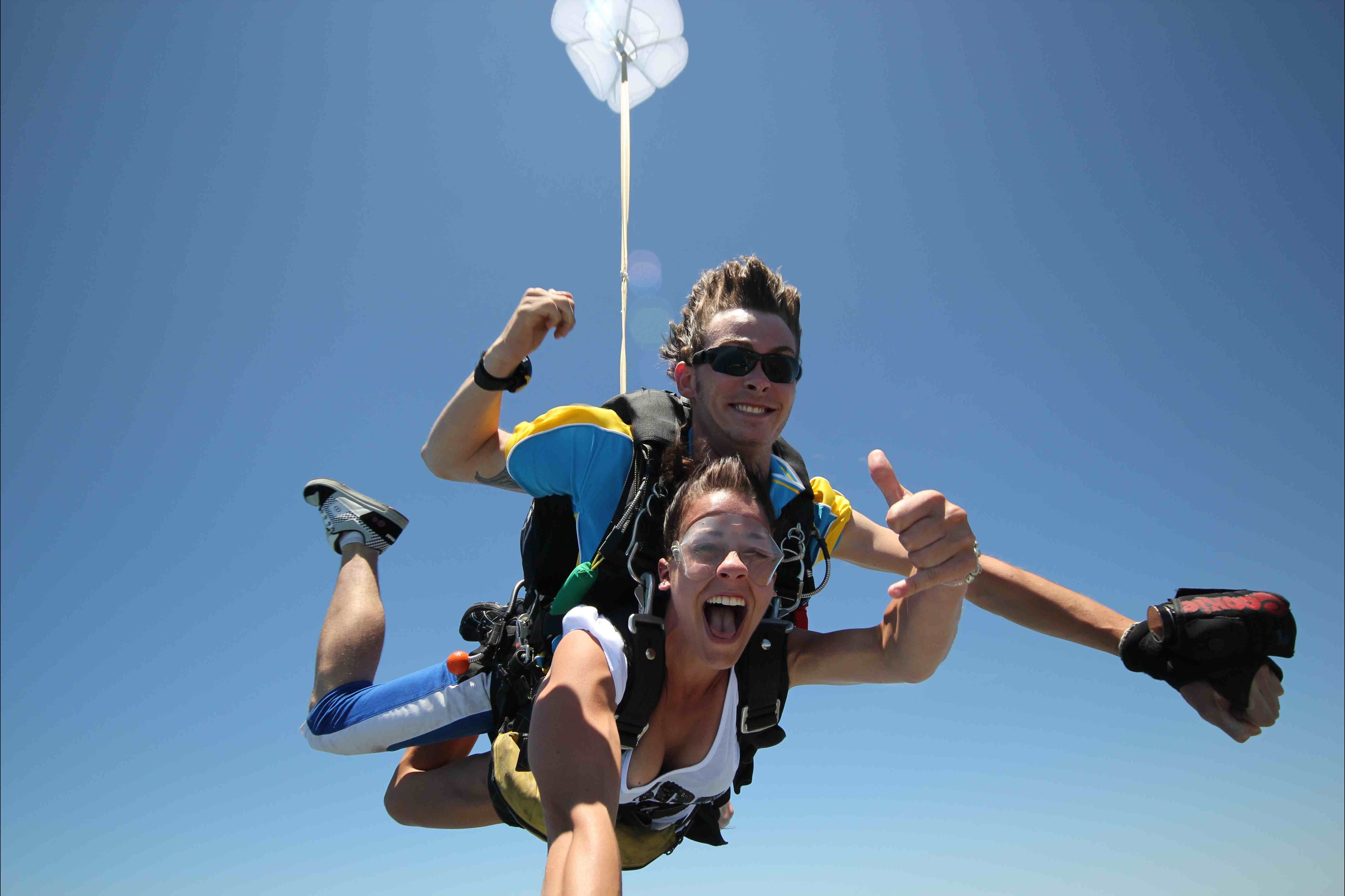 Gold Coast Skydive - Broome Tourism