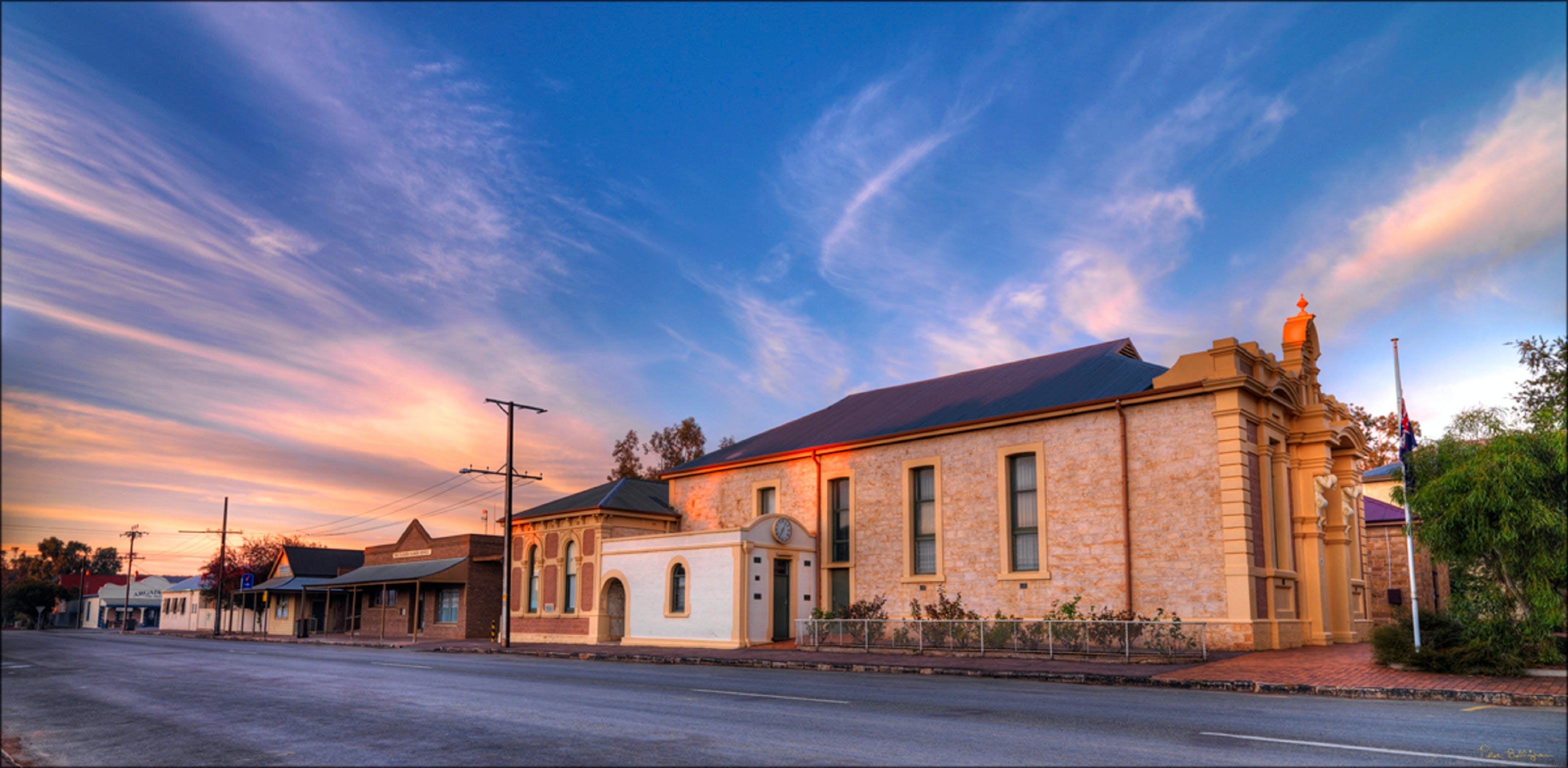 Quorn Historic Building Walk - Broome Tourism