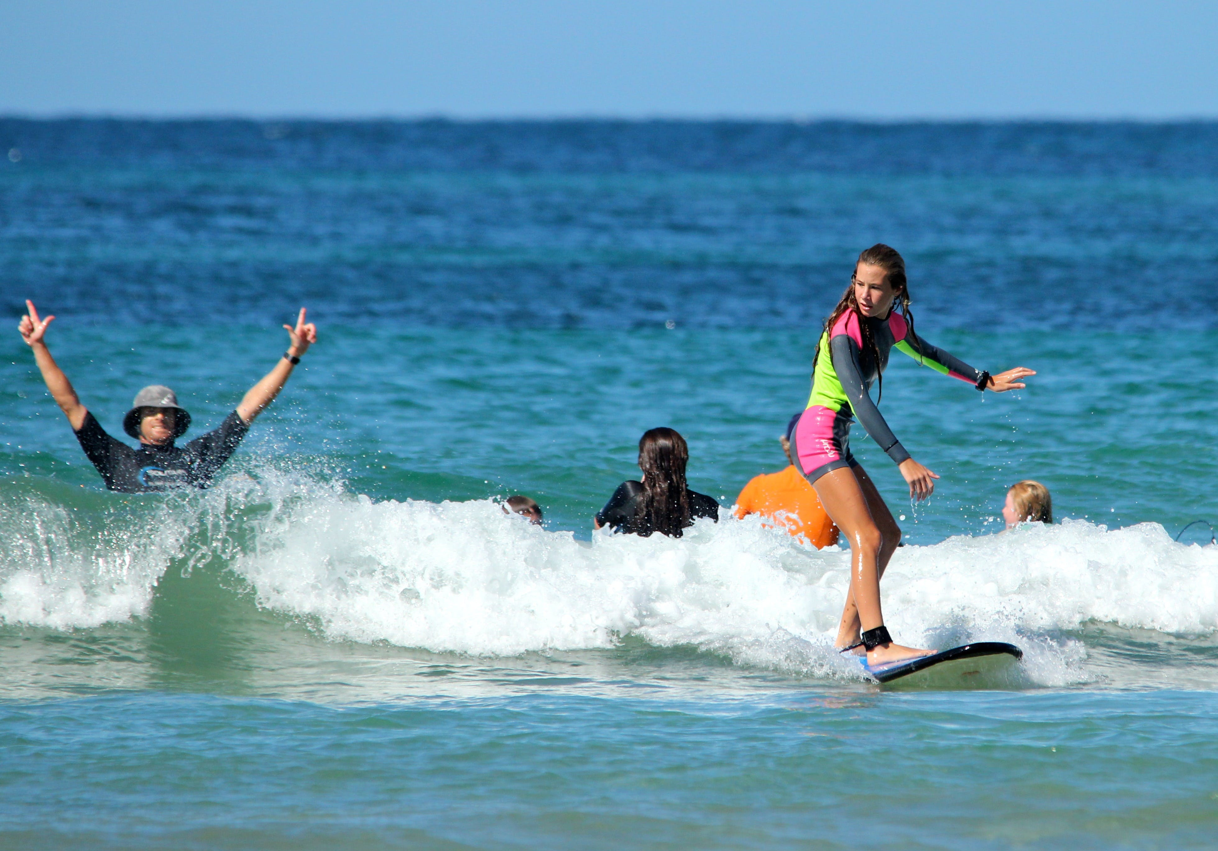 Solitary Islands Surf School - Woolgoolga and Sawtell - Broome Tourism