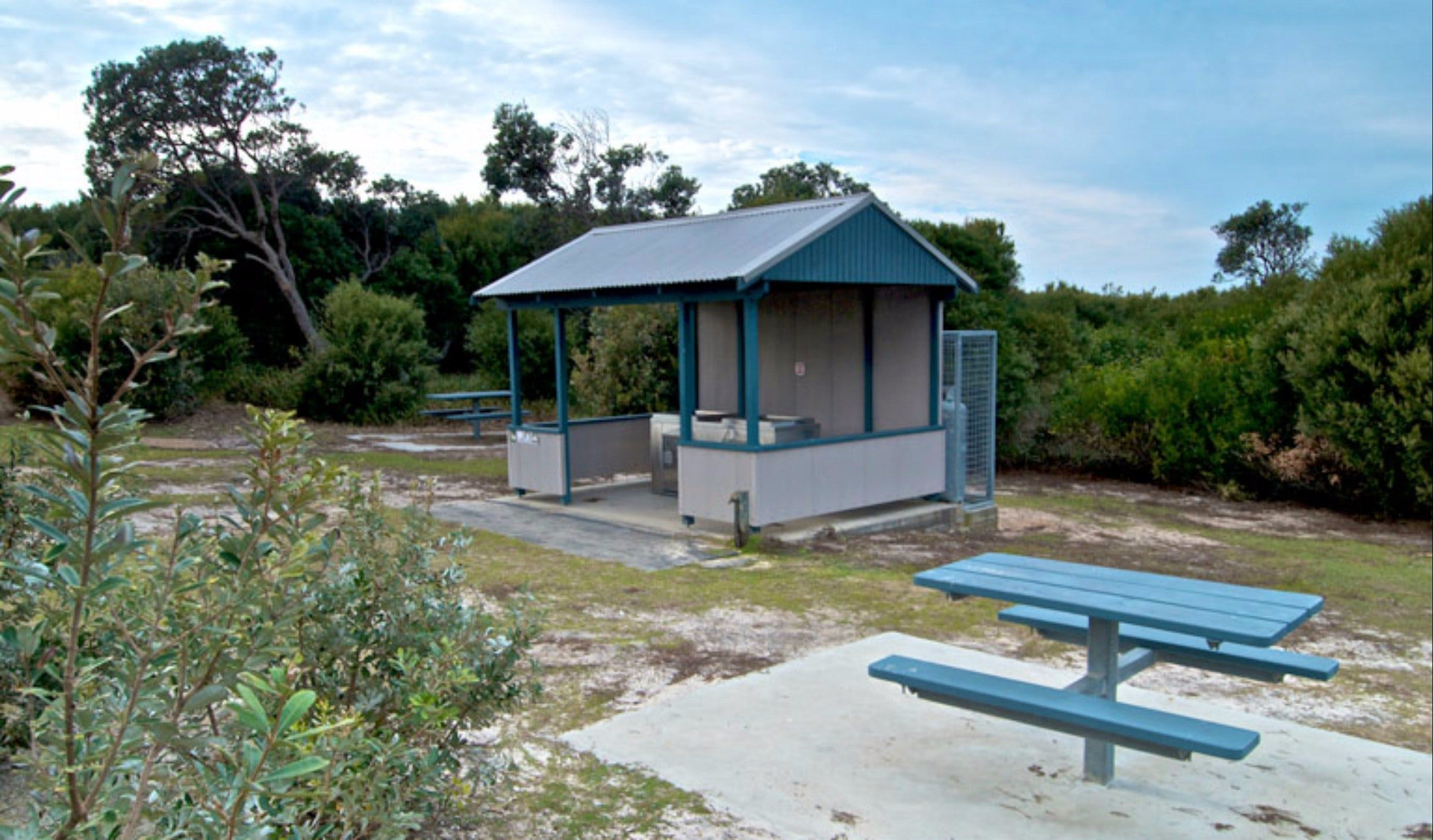 Tea Tree picnic area and lookout - Broome Tourism