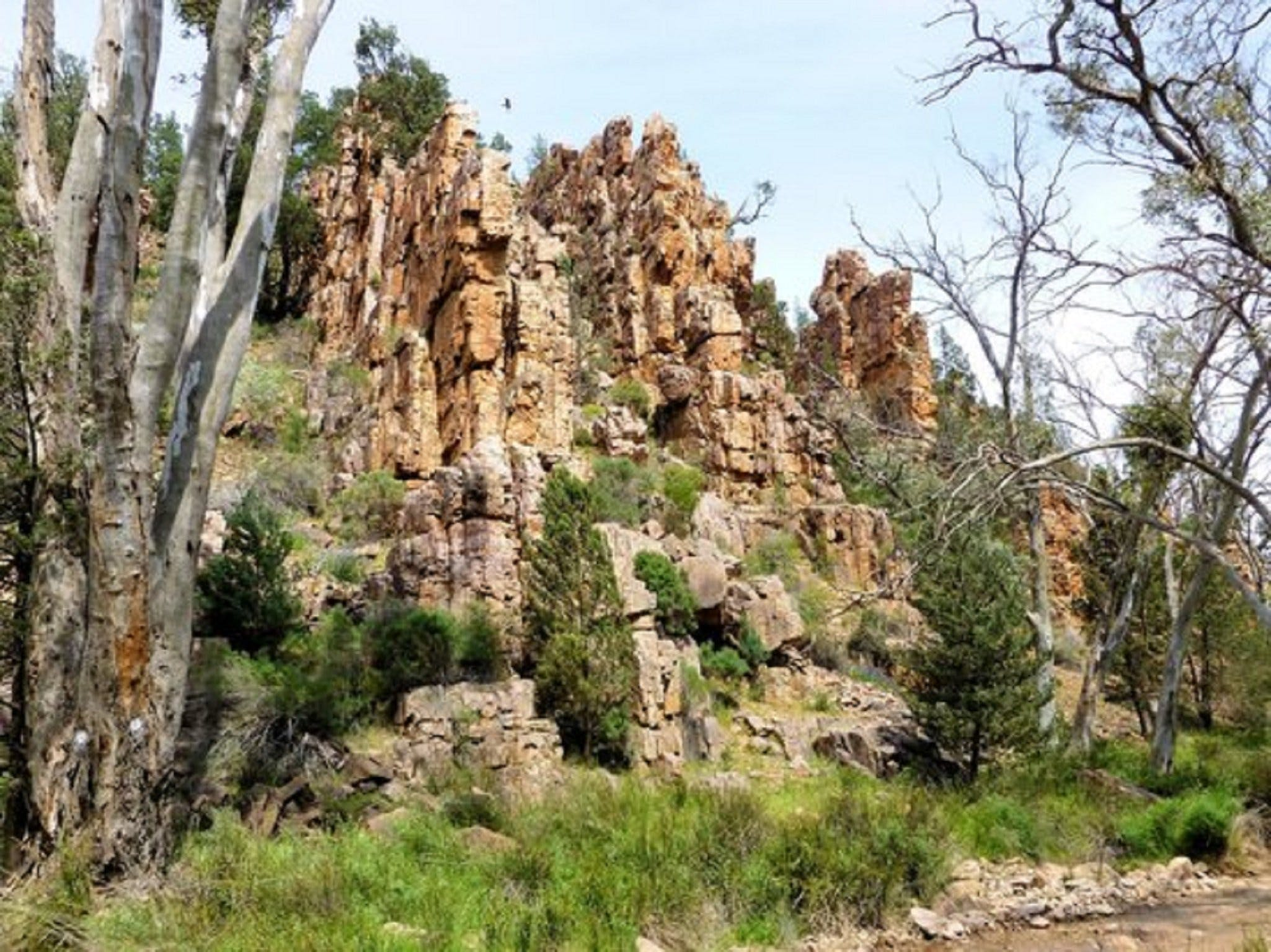 Warren Gorge - Broome Tourism