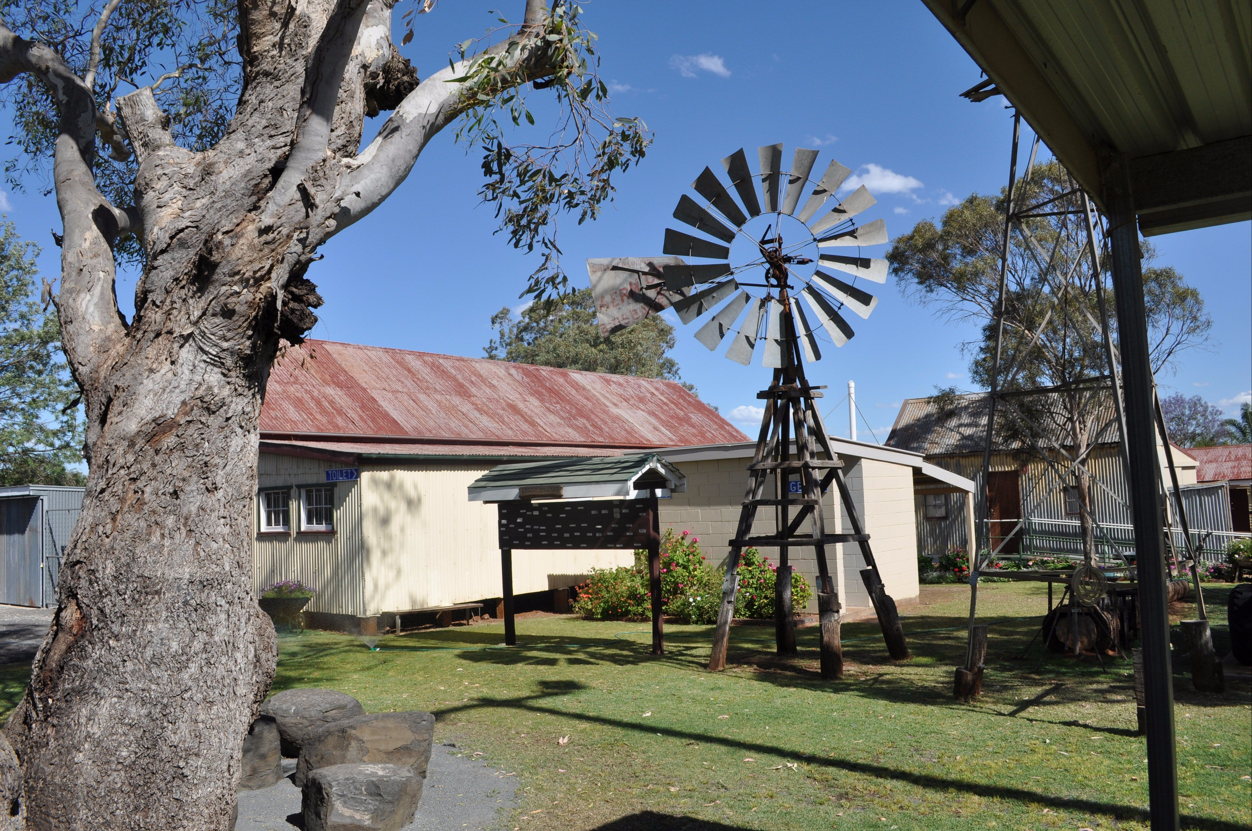 Pittsworth  Pioneer Historical Village - Broome Tourism