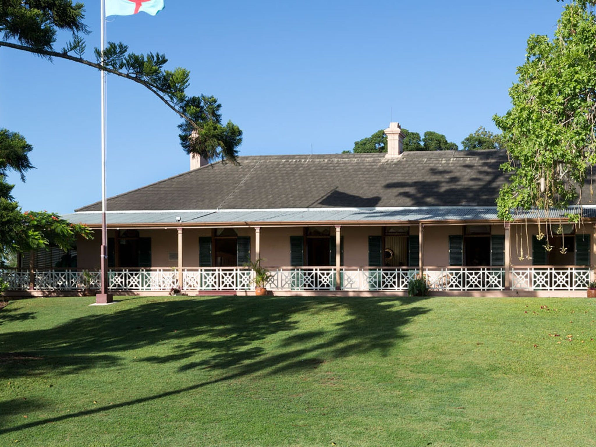 Newstead House - Broome Tourism