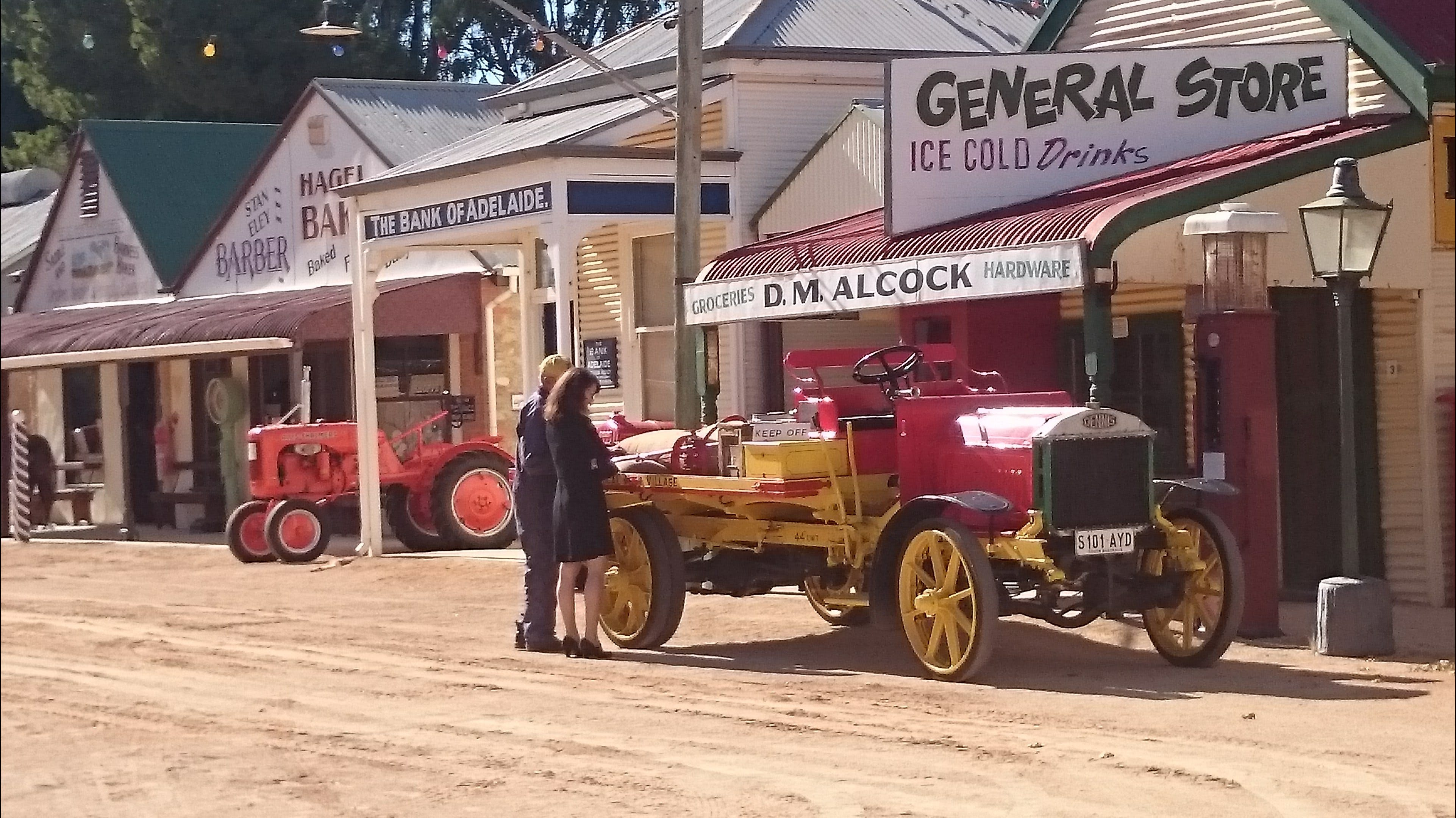 The Village Historic Loxton - Broome Tourism