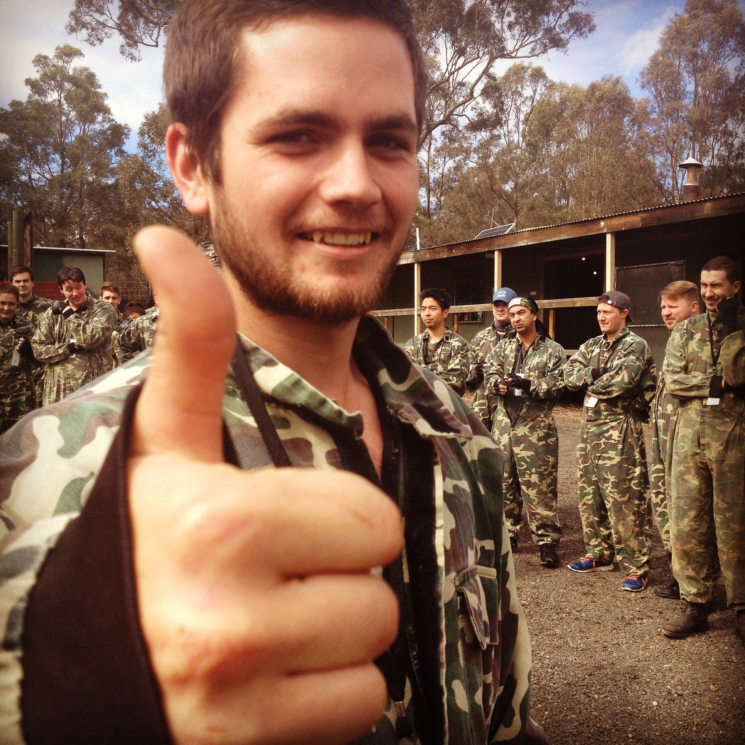Ultimate Paintball Sydney - Broome Tourism
