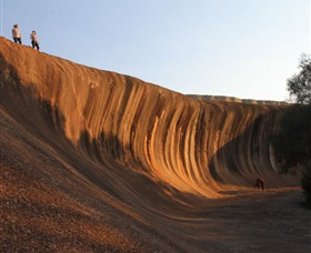 Wave Rock - Broome Tourism