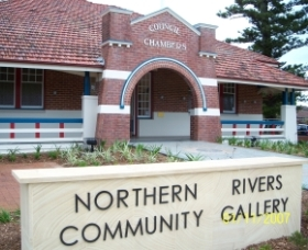Northern Rivers Community Gallery - Broome Tourism