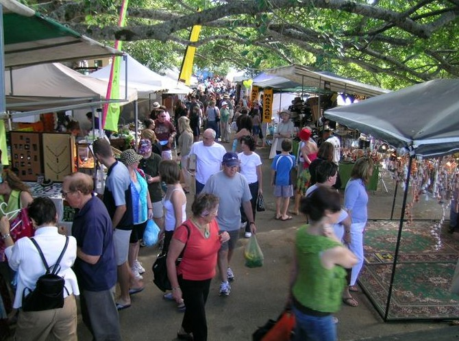 Eumundi Markets - Broome Tourism