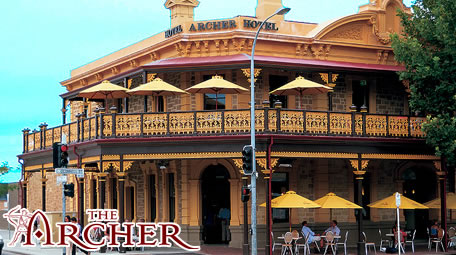 Archer Hotel - Broome Tourism
