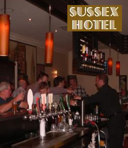 Sussex Hotel - Broome Tourism
