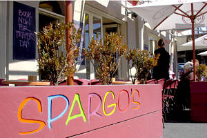 Spargos - Broome Tourism
