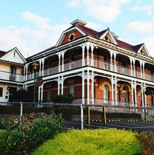 Old England Hotel - Broome Tourism