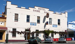 Shire Hall Hotel - Broome Tourism