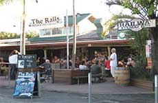 Railway Friendly Bar - Broome Tourism