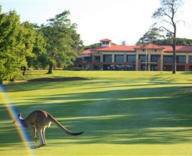Royal Canberra Golf Club - Broome Tourism
