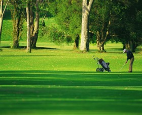 Foster Golf Club - Broome Tourism