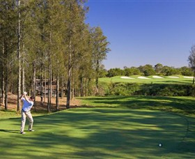 Hunter Valley Golf and Country Club - Broome Tourism