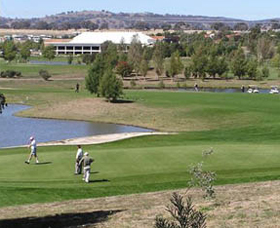 Gungahlin Lakes Golf and Community Club - Broome Tourism