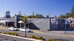 Bellevue Hotel Tuncurry - Broome Tourism