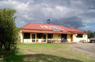 Farmers Hotel - Broome Tourism