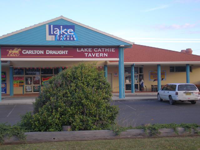 Lake Cathie Tavern - Broome Tourism