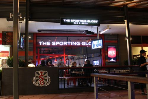 The Sporting Globe Bar amp Grill - Broome Tourism