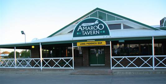 Amaroo Tavern - Broome Tourism