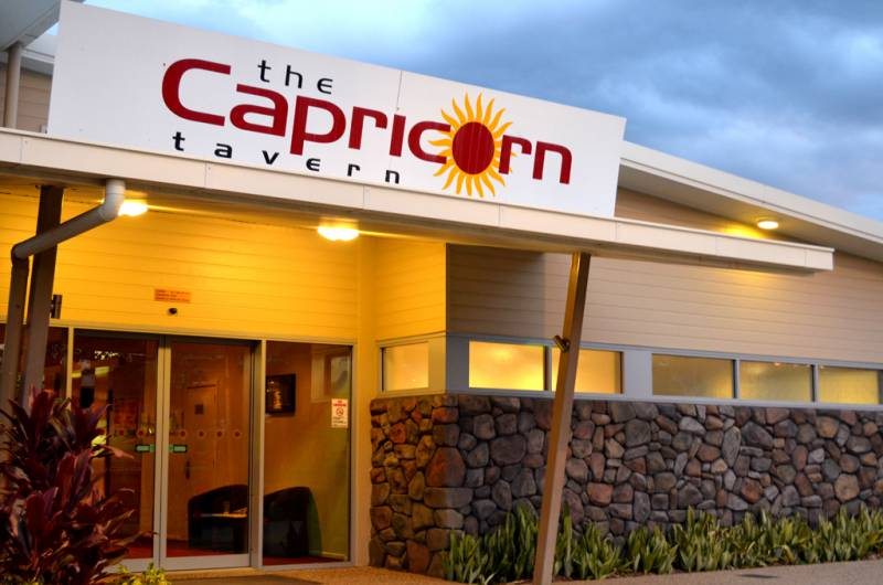 Capricorn Tavern - Broome Tourism