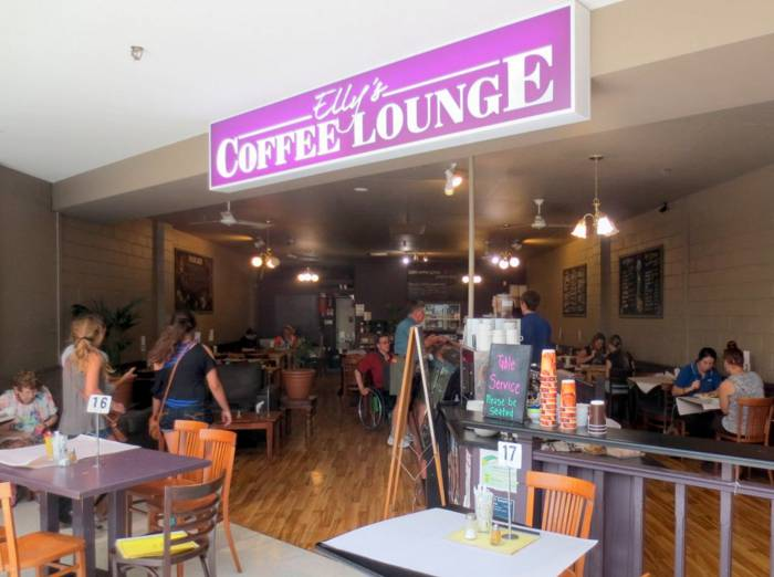 Ellys Coffee Lounge - Broome Tourism