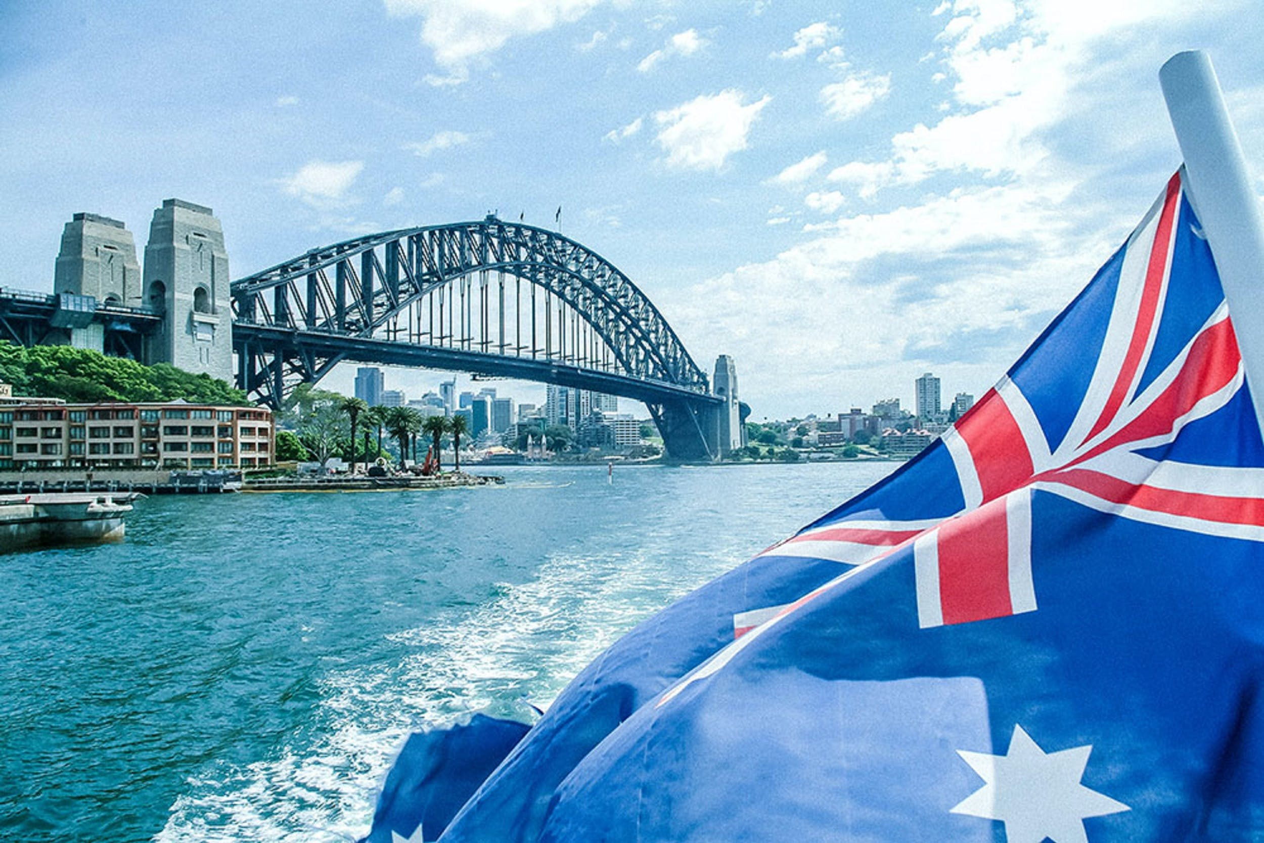 Australia Day Lunch and Dinner Cruises On Sydney Harbour with Sydney Showboats - Broome Tourism